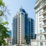 В Киеве на крыше БЦ появится терраса
