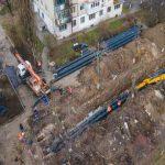 В Киеве заменили первые устаревшие сети в этом году
