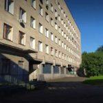 На территории киевской больницы снесут старые здания