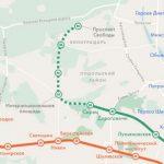 Строительство метро на Виноградарь профинансировали в полном объеме