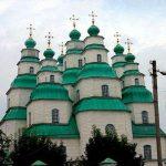 Как выглядит Украинский Свято-Троицкий собор в Новомосковске. Видео