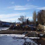Киев не выкупит участок в сквере под строительством жилья