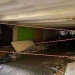 В Киеве зачищают подземные переходы