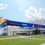 Киевский ТЦ увеличил площадь