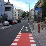 На 50 улицах проложат велоинфраструктуру