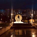 В киевские парки и скверы приходит современное освещение