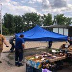 В Киеве борются с сезонным нарушением благоустройства