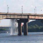 Теплосеть под мостом Патона продержится еще одну зиму
