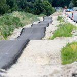 Курьезы: как в Германии построили кривую дорогу вместо идеально ровной. Фото