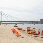 В Киеве больше всего пляжей с наградами