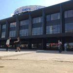На реконструированный Центральный автовокзал в Киеве ограничили доступ