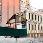 В Киеве вновь пытаются снести старинную усадьбу