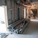 В Киеве ремонтируют уникальное медзаведение