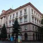Ивано-Франковский медуниверситет заказал ремонт фасада