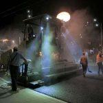 Киев без остановок ремонтирует дороги и путепроводы