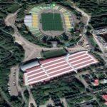 Возле стадиона построят дома со спортивным уклоном