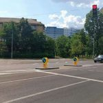 Островки безопасности появятся во всех районах Киева