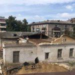 В Киеве снесли дом XIX века