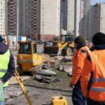 В Киеве заканчивают ремонт построенной 40 лет назад улицы