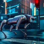 В Китае представили первого робота-собаку от Xiaomi