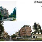 Рядом с бывшей резиденцией президента построят жилье