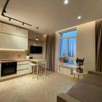 Количество свободных квартир в Киеве снизилось
