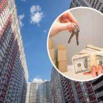 В Киеве купили 40 тыс. новых квартир