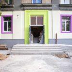 На Оболони достраивают центр для реабилитации детей с инвалидностью