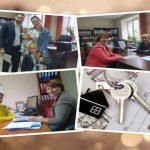 Госмолодежьжилье заключило 420 договоров на квартиры