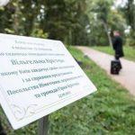В киевском парке заложили символичную аллею